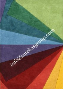 colourful area rugs