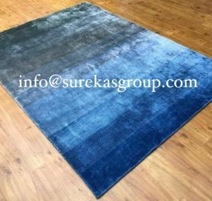 Custom Silk carpet for your living room