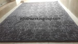 custom wool and silk rugs