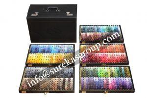Viscose pom box colour