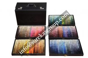 wool colour pom box manufacturers