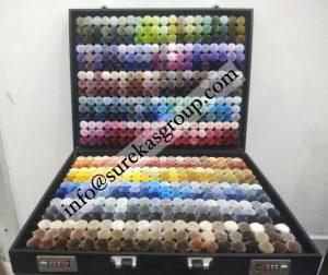 VISCOSE silk pom box manufacturers india